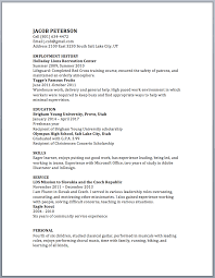 Warehouse Job Titles Resume How To Design A Resume In Microsoft Word And Other Design Tips