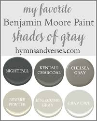 Grey Paint Swatches My Favorite Shades Of Gray Paint Hymns And Verses
