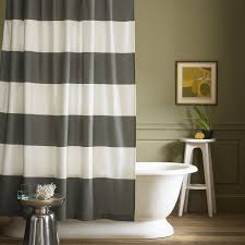 Grey And White Striped Curtains Black And White Striped Curtains Canada Gopelling Net