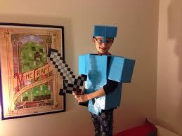 Steve Halloween Costume Steve Minecraft Halloween Costume Son U0027s Minecraft Armor