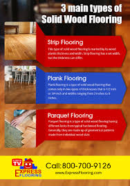 3 4 inch hardwood flooring the three main types of solid wood flooring express flooring