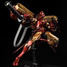 Iron Man House Sentinel House Of M Iron Man Re Edit Figure The Toyark News