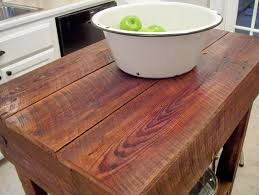 Reclaimed Wood Kitchen Island Wood Kitchen Work Table Rigoro Us