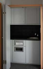 falttür küche küchenzeile weiss kühlschrank edelstahloptik ebay the big