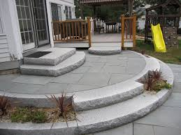 Deck With Patio by Decks In Ma U2014 Natural Path Landscaping
