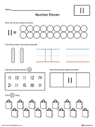 number poster 1 20 printable numbers number posters and worksheets