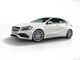 mercedes 45 amg white mercedes a45 amg 4matic 2016 picture 23 of 64