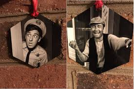 the andy griffith show ernest t bass gomer pyle 2 sided