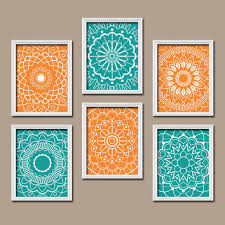 Turquoise Wall Decor Shop Kitchen Wall Artwork On Wanelo