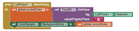 colored dots for app inventor 2 explore mit app inventor