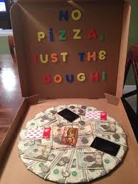 Ashley Furniture Gift Card by No Pizza Just The Dough Made This For My Son U0027s 19th Birthday