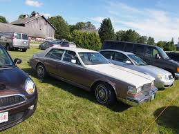 curbside classic 1980 85 cadillac seville u2013 how to lose momentum