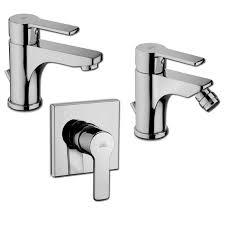 rubinetto water rubinetto miscelatore paffoni per lavabo e bidet