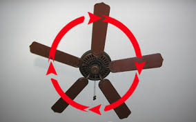 what direction for ceiling fan in winter how to use a paddle ceiling fan properly today s homeowner