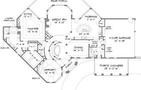 house builder plans lakefront house plans lake home sloping lot walkout basement small