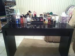 Glass Vanity Table Ikea with Best Of Black Vanity Table Ikea With Brimnes Dressing Table Ikea