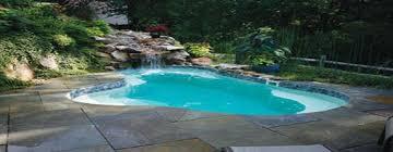 new great lakes in ground fiberglass pool by san juan san juan fiberglass pools of york in york san juan
