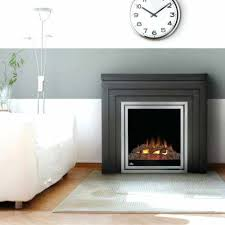 Recessed Electric Fireplace 30 Inch Electric Fireplace Touchstone Sideline Recessed Electric