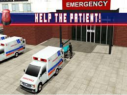 ambulance parking 3d rescue android apps on google play
