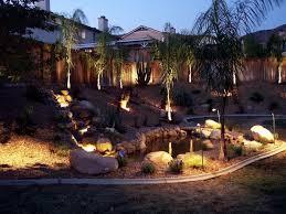 Outdoor Landscape Lighting Design - nice led landscape lighting together with outdoor landscape