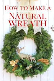 how to make wreaths how to make a traditional christmas wreath fynes designs fynes