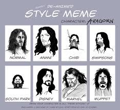 Aragorn Meme - style meme aragorn by manweri on deviantart