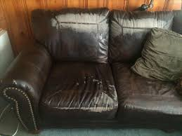 peeled leather couch repair lebron2323com