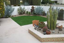 Southwest Landscape Design by Landscape Services Southwest Greens Of Tucson Arizona