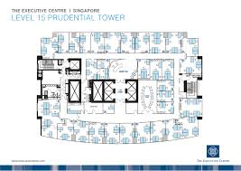 Taipei 101 Floor Plan by Prudential Tower Serviced Offices Virtual Office Offices For