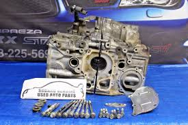 subaru wrx engine block used subaru wrx sti cylinder heads u0026 parts for sale