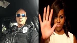 Obama Sunglasses Meme - alabama cop fired after posting meme saying michelle obama is fluent