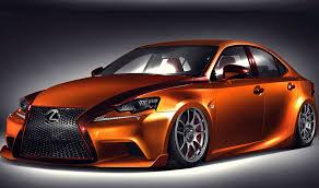 lexus 2014 2014 lexus is takes six different forms at 2013 sema show motor