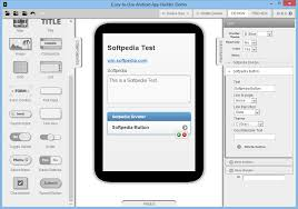 make an android app easy to use android app builder