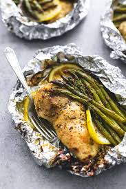 10 healthy chicken foil packets for dinner easy recipes for