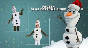olaf costume olaf costume the ultimate guide for adults and kids