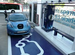 nissan leaf free charging how does public charging work anyway and should you use it