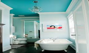 how to paint bathroom ceiling the trends with best for pictures