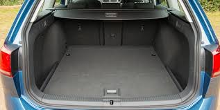 nissan micra luggage space vw golf estate u0026 alltrack sizes u0026 dimensions guide carwow