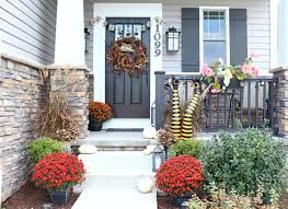 fall porch decorating ideas zoe with love