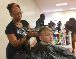 topeka u0027s new mount zion offers up free haircuts to students