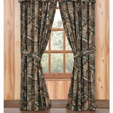 Camo Shower Curtain Realtree Camo Window Treatment Drapes Valances And Curtains