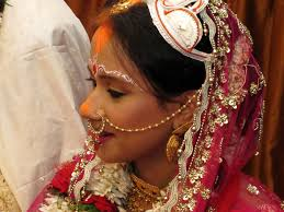 hindu nose ring encounter with a the great indian weddings
