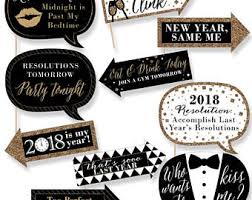 new years party backdrops new years props etsy