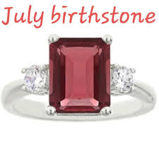 ruby red rings images Fashion jewelry jewelry silver ruby red ring poshmark jpg