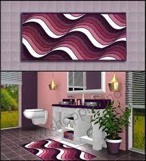 tappeti offerta on line tappeti moderni per il bagno in cotone e bamboo a prezzi scontati
