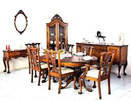 Chippendale Dining Room Furniture Chippendale Dining Room Furniture Dining Room Table Mahogany