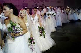 wedding captions stunning mass weddings photos captions
