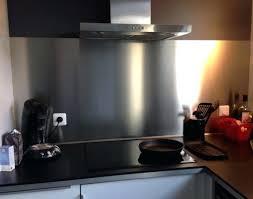 plaque inox cuisine castorama plaque protection cuisine plaque d inox pour cuisine 14737 1 plaque