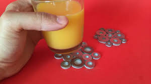 beverage coasters how to make washers drink coasters for your dad diy crafts