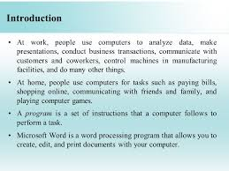 chapter 1 introduction to computer u0026 information technology